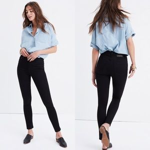 """Madewell Tall 10"""" High Rise Skinny Jeans"""